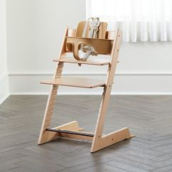 Tripp Trapp High Chair Computer Covers Nz By Stokke Natural Reviews Crate And Barrel Stokketripptrappbabystnatshs18