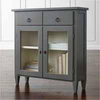 Stretto Varentone Entryway Cabinet | Crate and Barrel