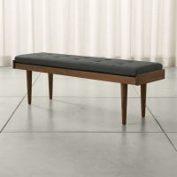 Crate And Barrel Bedroom Bench