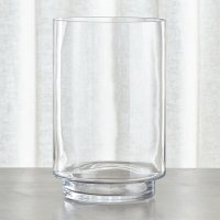 Taylor Extra Large Hurricane Candle Holder | Crate and Barrel