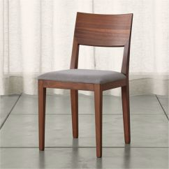 Kitchen Chairs Aid Coffee Klismos Dining Chair Reviews Crate And Barrel Save 10
