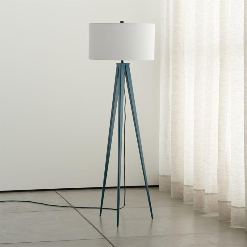 Sectional Floor Lamp