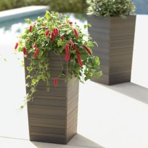 Tidore Planters Crate And Barrel