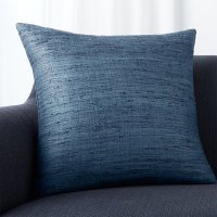 "Trevino 20"" Delfe Blue Down Alternative Pillow"