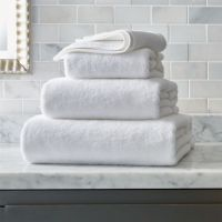 Turkish Cotton Bath Towels | Crate and Barrel