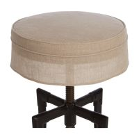 Round Bar Stool Seat Covers. Excellent Full Size Of Bar ...