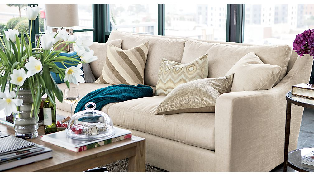 Crate And Barrel Willow Sofa Reviews Www Energywarden Net