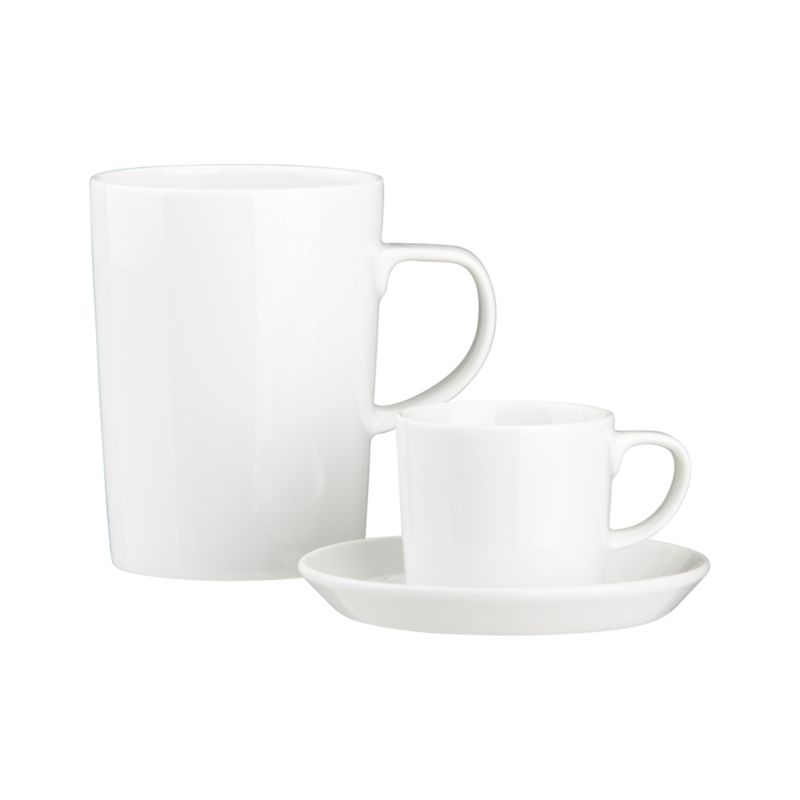 Verge Latte Cup Crate And Barrel