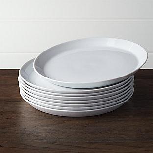 Verge 1525 Oval Serving Platter Crate And Barrel
