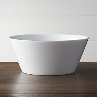 Verge Salad Plate Crate And Barrel