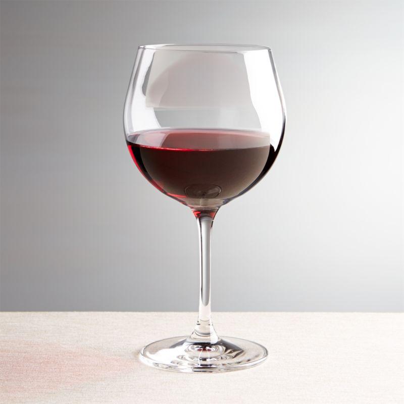 viv red wine glass