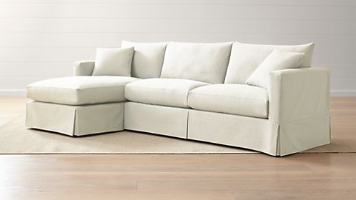 build sectional sofa proper height for end table your own crate and barrel willow sofas