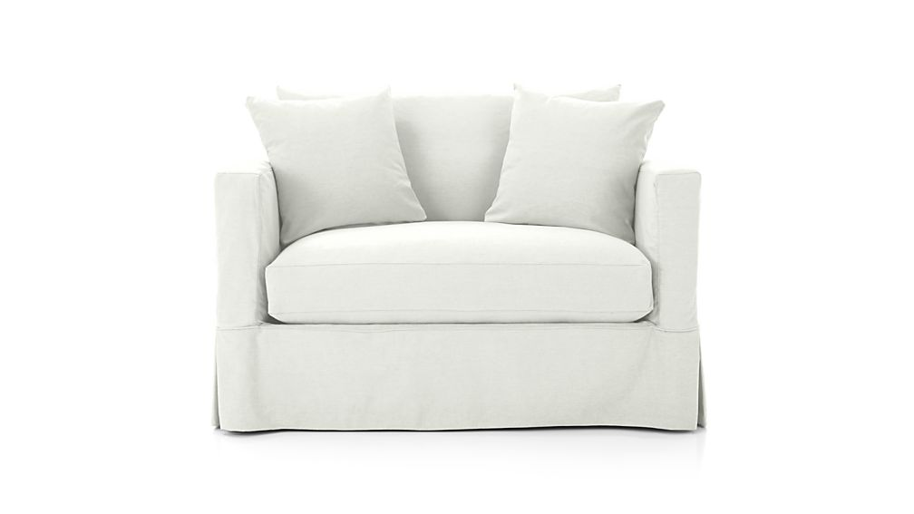 crate and barrel willow twin sleeper sofa bed replacement parts uk single |