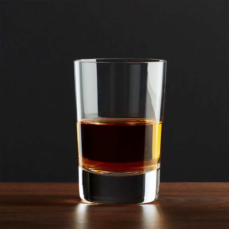 Winston 7 oz Single Malt Glass  Reviews  Crate and Barrel