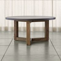 Round Solid Wood Dining Tables - Dining room ideas