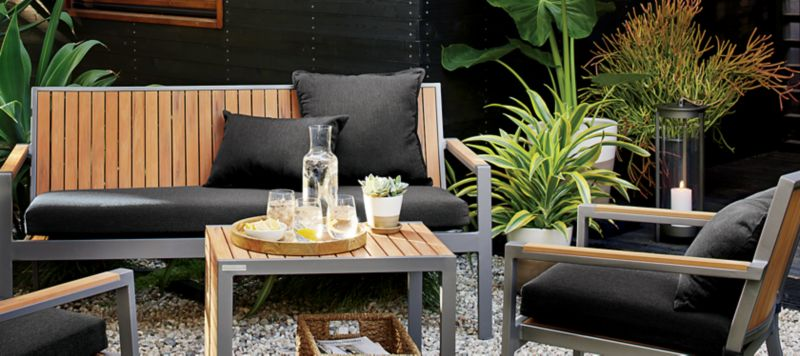 Outdoor Furniture By Material