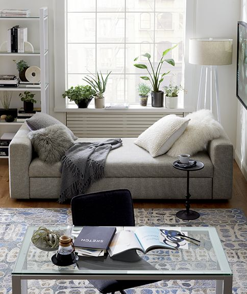 living room chairs for small spaces pictures of rooms with fireplaces and tv space furniture crate barrel designed in mind