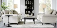 Classic Neutral Living Room: Montclair | Crate and Barrel