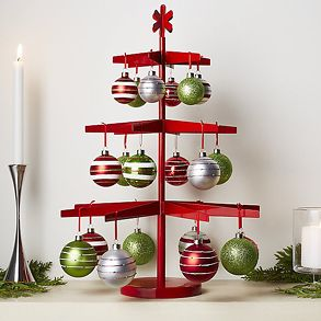 Crate And Barrel Christmas Decorations
