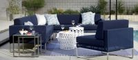 Up to 50% off Outdoor Furniture | Crate and Barrel