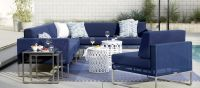 Outdoor Furniture: Teak, Wood, Metal, Resin | Crate and Barrel