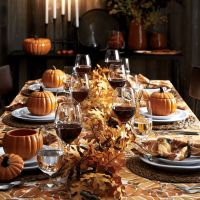 Crate And Barrel Table Settings & Photo Of Crate And ...