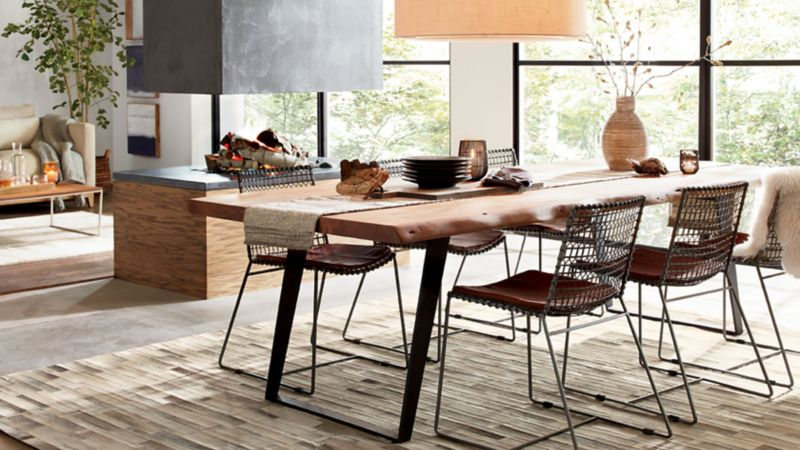 sofa mart dining tables 2 piece sectional with recliner furniture for your contemporary home crate and barrel