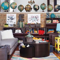Small Living Room With Sofa And 2 Chairs Entertainment Wall Ideas Creating A Kid Friendly Crate Barrel