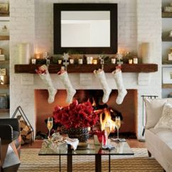 Ideas For Decorating Your Living Room Christmas Rattan How To Decorate Home Crate And Barrel