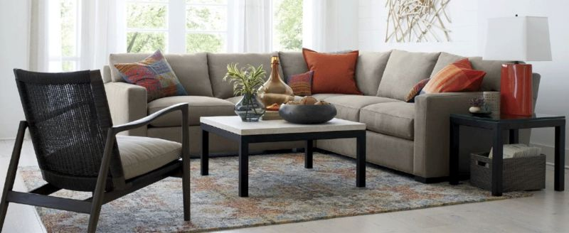 how to choose a sectional sofa crate