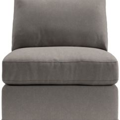 Crate And Barrel Armless Chair Ghost Arm Axis Ii Reviews Tap To Zoom Shown In Douglas Nickel