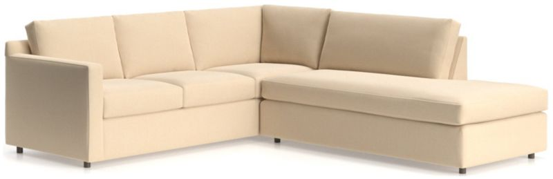 sure fit logan sofa slipcover full size sleeper cover sectional sofas love how you live crate and barrel