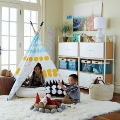 Small Living Room Toy Storage Ideas How To Decorate A Long With Fireplace Top 5 Easy Crate And Barrel Stock Up On Bins Baskets