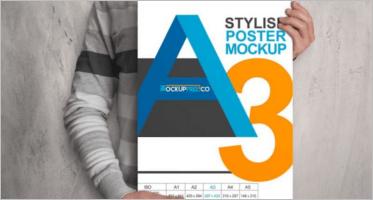 36 a3 poster design templates free psd