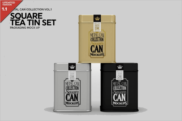 Download 25+ Tea Packaging Mockup PSD Free Design Templates