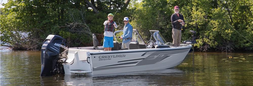 medium resolution of crestliner 2150 sportfish 21 foot aluminum fishing sport boat 2150 sportfish crestliner boat wiring diagrams