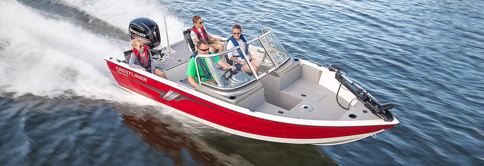 hight resolution of crestliner 1700 vision top entry level fishing boatscrestliner wiring harness 6