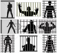 Image 1604748: Incarcerated from Crestock Stock Photos