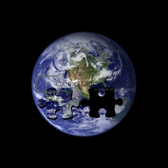 Image result for earth as a jigsaw puzzle