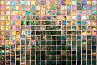 Image 423950 Iridescent Tiles from Crestock Stock Photos