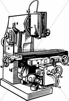 Image 4242621: Machine tool from Crestock Stock Photos