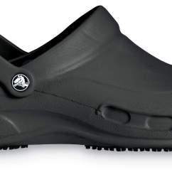 Crocs Kitchen Shoes Modern Cabinet Hardware Bistro Clog Side