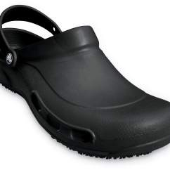 Kitchen Shoes Island And Chairs Bistro Clog Crocs Angle