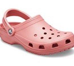 Crocs kenkä Classic Clog - Väri: Vaalea Pinkki