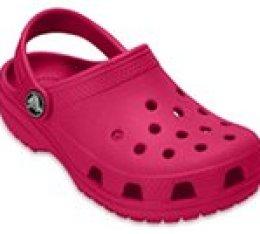 Kids' Classic Clog - Väri: Karkin vaaleanpunainen