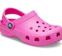 Kids' Classic Clog - Väri: Sähköinen Pinkki