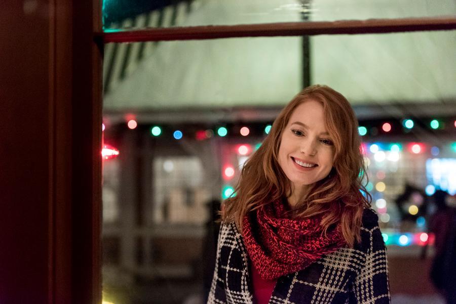 Alicia Witt 2 Hallmark Channels One Spectacular Season