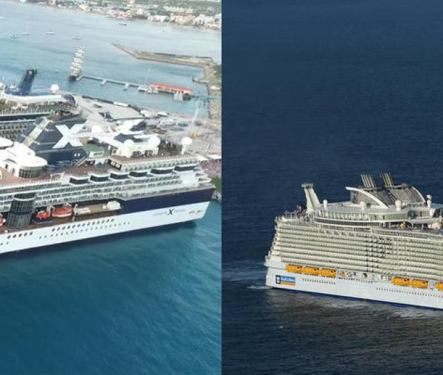 Celebrity Cruises Vs Royal Caribbean International