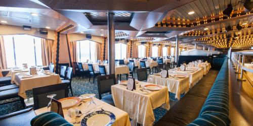 carnival fantasy dining cruise food restaurants