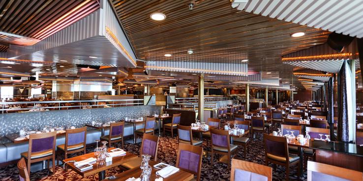 Carnival Imagination Dining Restaurants Amp Food On Cruise